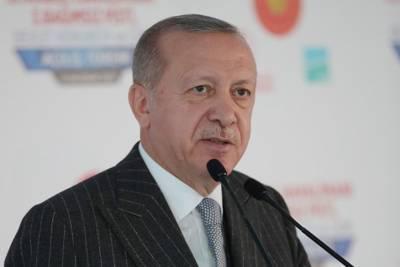 Эрдоган поддержал решение Украины вступить в НАТО