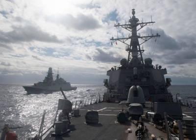 Западные эксперты: «Чёрное море - это русский тир, а корабли ВМС США в нём - лёгкие мишени»