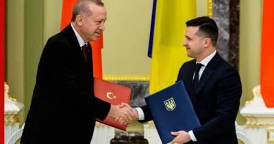 Эрдоган заявил, что Турция прилагает усилия для решения противоречий Москвы и Киева