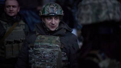 Офис Зеленского прокомментировал возможность наступления в Донбассе
