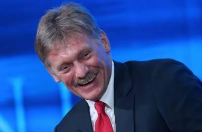 В Кремле не получали запроса Зеленского на переговоры с Путиным