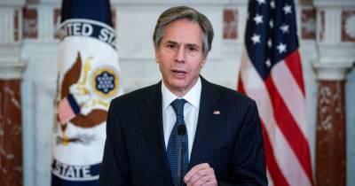 Госсекретарь США прибудет в Брюссель в день Комиссии Украина-НАТО