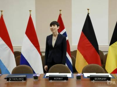 Норвегия призвала Россию немедленно прекратить разворачивание войск у границ с Украиной и в оккупированном Крыму