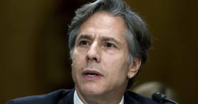 Госсекретарь США намерен встретиться с главой МИД Украины в Брюсселе