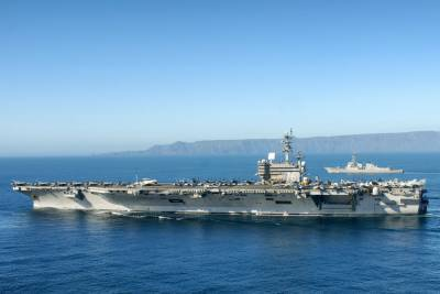 Украинское издание посоветовало кораблям США остаться в Чёрном море
