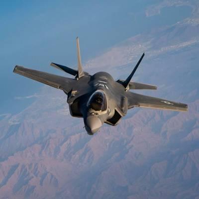 Американский генерал: Истребители F-35A вряд ли получат возможность дозаправки в воздухе при операции против Китая