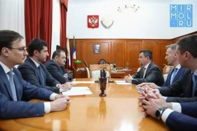 Почта России завила о больших планах по реализации проектов в Дагестане