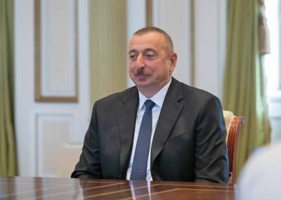 """Алиев сообщил о разговоре с Путиным про обломки """"Искандеров"""" в Карабахе"""