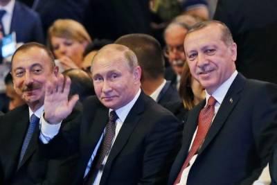 Алиев заявил об обсуждении с Путиным «Искандеров» в Карабахе