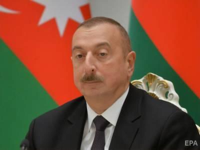 Азербайджан допустил заключение мирного соглашения с Арменией по итогам войны в Нагорном Карабахе