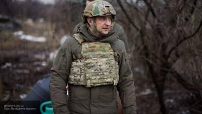 """Украинцы обвинили Зеленского в """"показухе"""" перед зарубежными СМИ в Донбассе"""