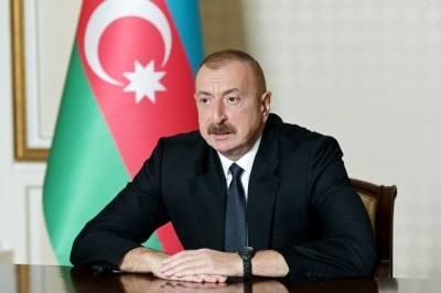 Алиев рассказал о разговоре с Путиным про обломки «Искандеров» в Карабахе