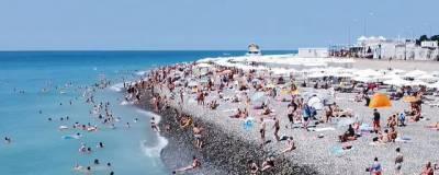 На фоне закрытия Турции резко вырос спрос на российские курорты Чёрного моря