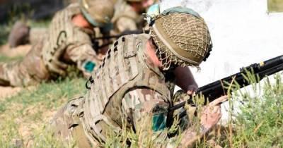 Артиллерийские и танковые резервы ВСУ провели учения на админкордоне с Крымом