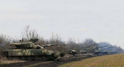 ВСУ провели учения по отражению «атаки агрессора» с территории Крыма