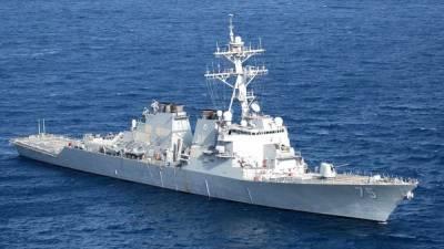 Турция: США отозвали заявку на проход кораблей в Чёрное море