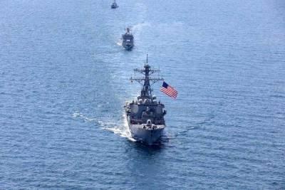 «Неверно интерпретировали»: США дали задний ход проходу в Чёрное море