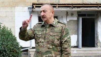 Лукашенко: Алиев хотел мирно решить проблему Нагорного Карабаха
