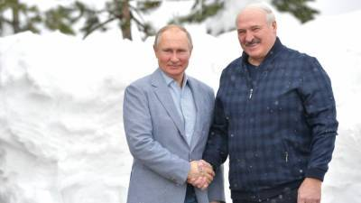 Путин и Лукашенко обсудили российско-белорусские отношения и ситуацию в Нагорном Карабахе