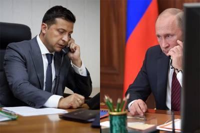 «Володя, не надо воевать»: политолог Бондаренко о разговоре Зеленского и Путина о Донбассе