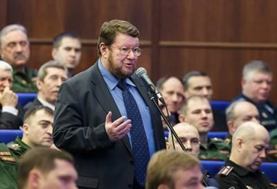 «Психи с ядерной бомбой»: Сатановский оценил просьбы Украины вернуть ей ядерное оружие