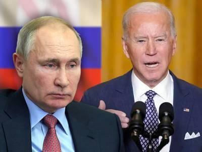 CNN: Байден во время телефонного разговора с Путиным предупреждал о неизбежности новых санкций