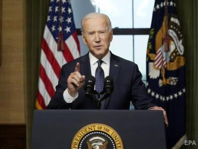 Байден ввел новые санкции против России, СНБО – против контрабандистов. Главное за день