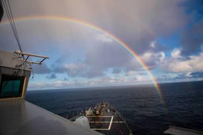 Главный инспектор Минобороны Украины: США отменили отправку эсминцев в Чёрное море, чтобы не раздражать Россию