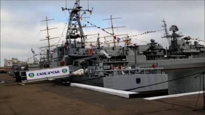 Украина обвиняет ФСБ России в провокациях в Азовском море