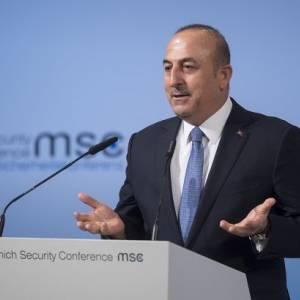 В Турции сообщили, что США не будут размещать корабли в Черном море