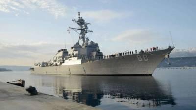 В Вашингтоне объяснили, почему США отменили отправку эсминцев в Черное море