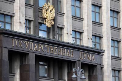 Сайт Госдумы опубликовал данные о доходах депутатов от Петербурга за 2020 год