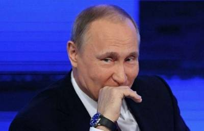 Доходы Путина за 2020 год рассекретили для россиян