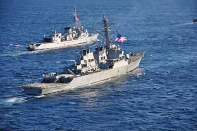 США заявили о постоянном патрулировании кораблей Шестого флота в Черном море