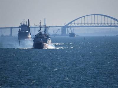 В Москве жёстко ответили Пентагону на его недовольство приостановкой прохода судов в части районов Черного моря