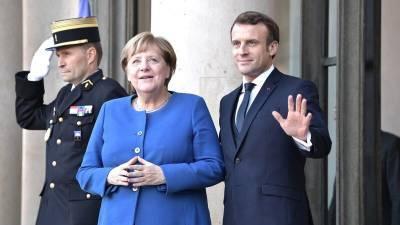 Сатановский: Макрон и Меркель жаждали госпереворота в России, начав с Украины