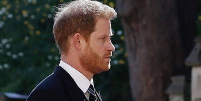 Похороны принца Филиппа - первый официальный выход принца Гарри после приезда из США - ТЕЛЕГРАФ