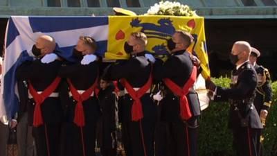 """Украинские журналисты связали похороны принца Филиппа с """"русским следом"""""""
