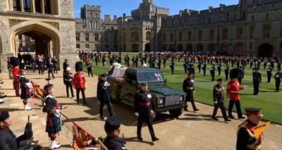 Принца Филиппа похоронили в часовне святого Георгия Виндзорского замка – видео