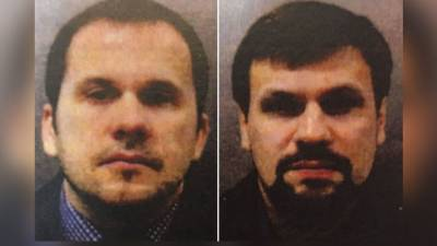 В Чехии объявлены в розыск Петров и Боширов