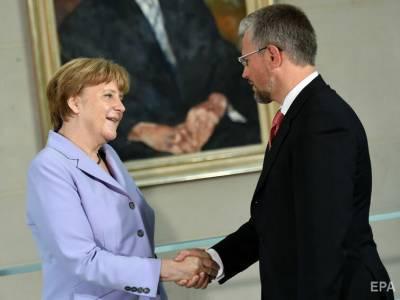 """""""Германия несет особую историческую ответственность"""". Посол Украины призвал Берлин без """"если"""" и """"но"""" помочь Киеву со вступлением в НАТО"""