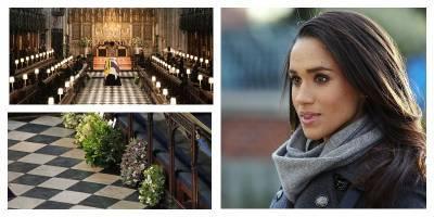 Меган Маркл отдала дань принцу Филлипу, заказав на похороны красочный венок - фото - ТЕЛЕГРАФ