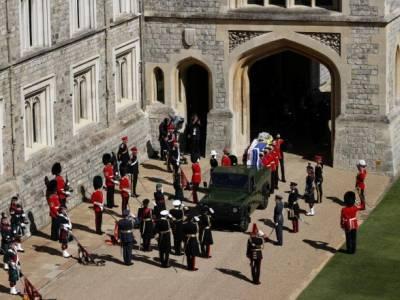 Похороны принца Филиппа смотрели в два раза меньше людей, чем прощание с принцессой Дианой