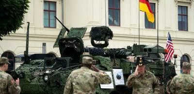 В попытке помириться с Германией Байден отменят нашумевшее решение...