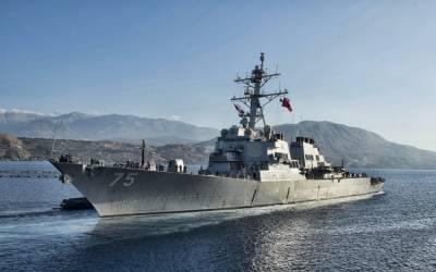 Эсминцы США снова направляются к Черному морю