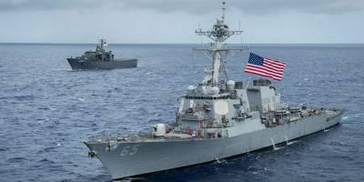 Эсминцы ВМС США Donald Cook и Roosevelt направляются к Черному морю - ТЕЛЕГРАФ