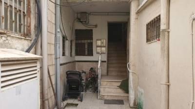 Квартирный вор избил 80-летнюю женщину в центре Иерусалима