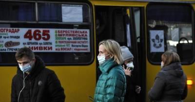 Стало известно, как будут работать маршрутки во время локдауна в Киеве