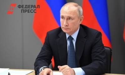 Прошло десять дней: как чувствует себя Путин после прививки от COVID-19