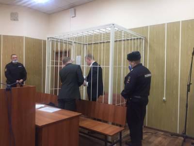 Столичный суд арестовал главу департамента Минпромторга по делу о превышении полномочий
